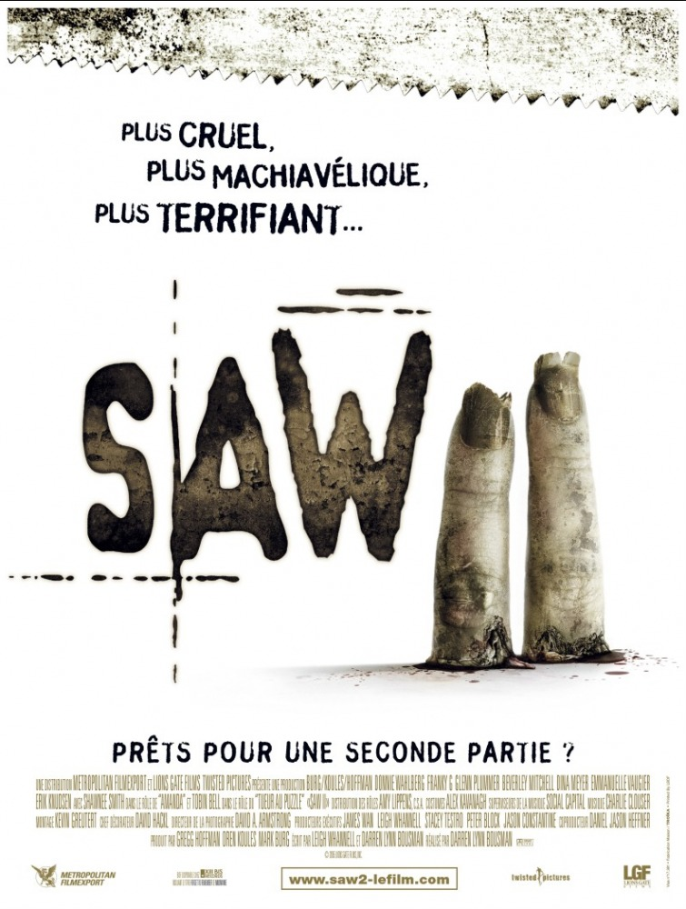 Saw II [TRUEFRENCH DVDRiP]
