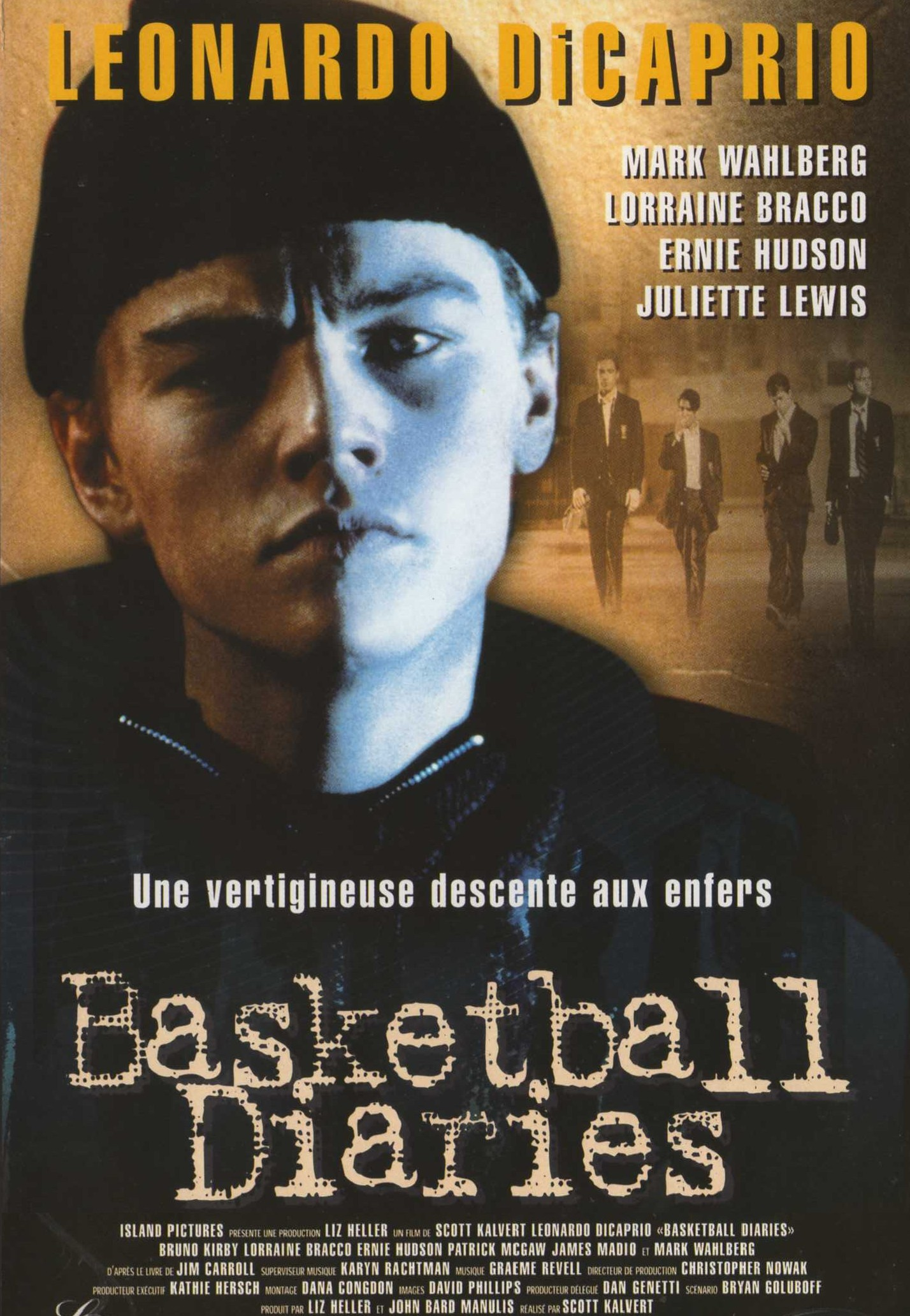The Basketball Diaries (1995) - Viewing Gallery Mark Wahlberg